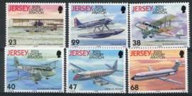 Jersey, michel 1062/67, xx