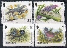 Jersey, michel 1143/46, xx