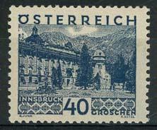 Oostenrijk, michel 507, x