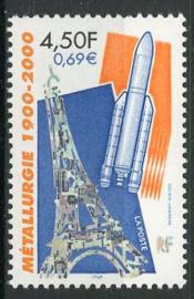 Frankrijk, michel 3506, xx