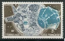 Antarctica Fr., michel 144, xx