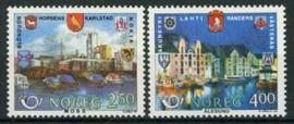 Noorwegen, michel 948/49, xx