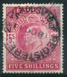 Engeland, michel 116 A, o