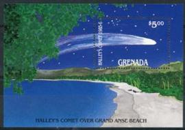Grenada , michel blok 156, xx