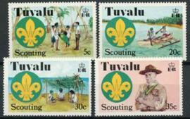 Tuvalu, michel 50/53, xx