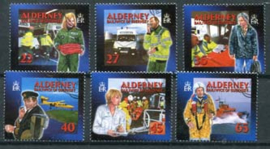 Alderney, michel 199/04 A, xx