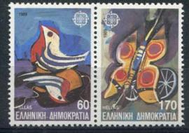 Griekenland, michel 1721/22 A, xx