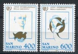 S.Marino , michel 1321/22 , xx
