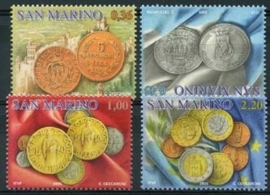 San Marino , michel 2206/09 , xx