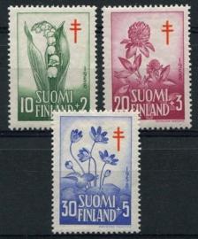 Finland, michel 493/95, xx