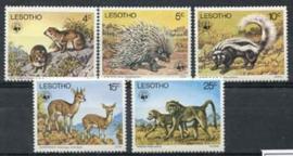 Lesotho, michel 228/32, xx