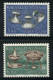 Groenland, michel 165/66, xx