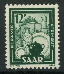 Saar , michel 280 , xx