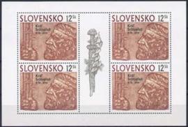 Slowakije, michel kb 198, xx