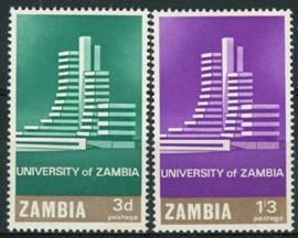 Zambia, michel 28/29, xx