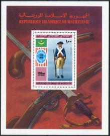Mauretanie, michel blok 14, xx