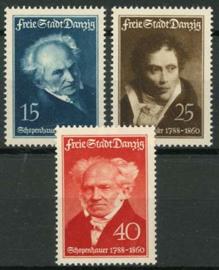 Danzig , michel 281/83, xx