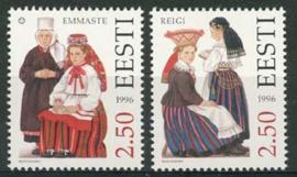 Estland, michel 274/75, xx