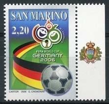 San Marino , michel 2255 , xx