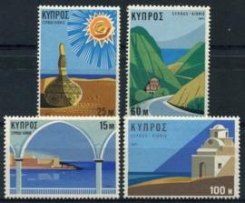 Cyprus, michel 365/68, xx