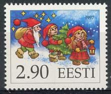 Estland, michel 313, xx