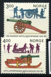 Noorwegen, michel 921/22, xx