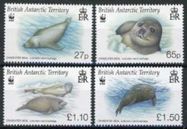Br. Antarctic Terr., michel 505/08, xx