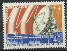 Senegal, michel 518, xx