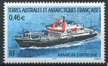 Antarctica Fr., michel 483, xx