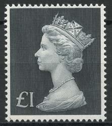 Engeland, michel 611 , xx