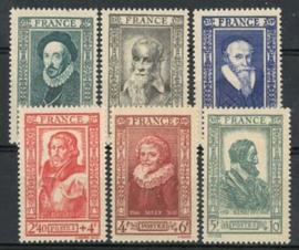 Frankrijk, michel 600/05, xx