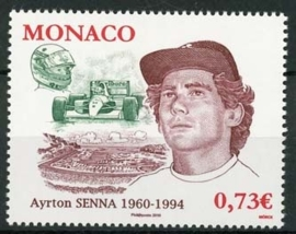 Monaco , michel 2961 , xx