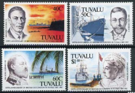 Tuvalu, michel 611/14, xx