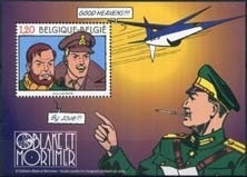 Belgie, obp blok 112, xx