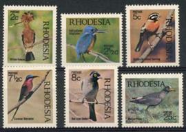 Rhodesie, michel 108/13, xx