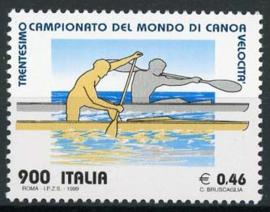 Italie, michel 2644, xx
