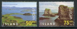 IJsland, michel 913/14, xx
