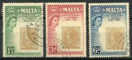 Malta, michel 272/74, o