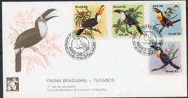 Brazilie, FDC michel 1964/67, 1983