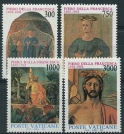 Vatikaan, michel 1060/63, xx