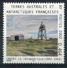 Antarctica Fr., michel 482, xx
