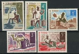 Tchad, michel 331/35, xx
