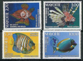 Mayotte, michel 64/67, xx