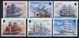 Jersey, michel 1751/56, xx