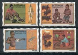Botswana, michel 561/64, xx