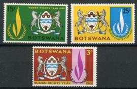 Botswana, michel 40/42, xx