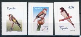 Spanje, vogels uit 2006, xx