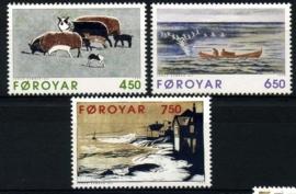 Faroer, michel 305/07, xx