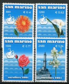 S.Marino, michel 1954/57, xx