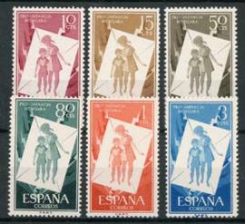 Spanje, michel 1097/02, xx